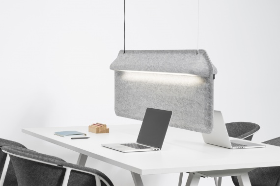 Product release: AK 2 - Workspace Divider Lamp