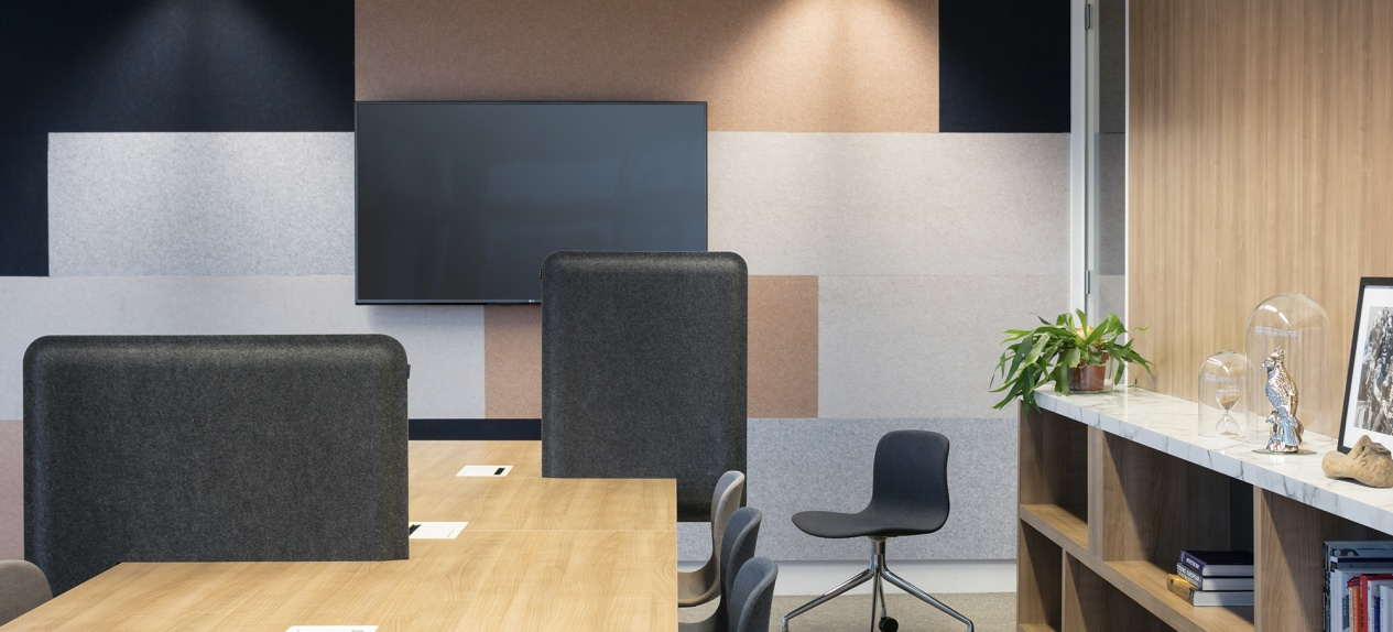 Pet Felt Panels Custom Acoustic Wall Panels Recycled