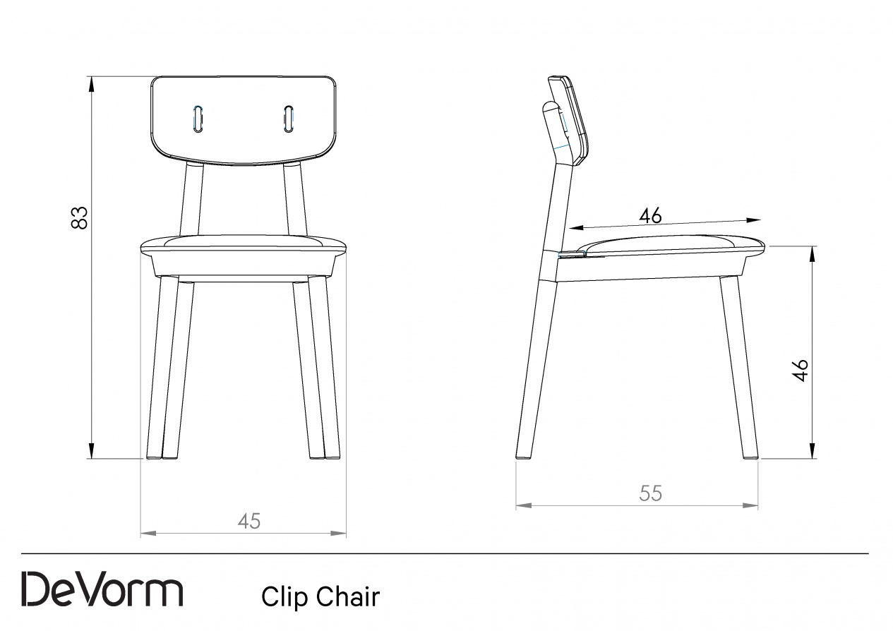 Clip Chair preview