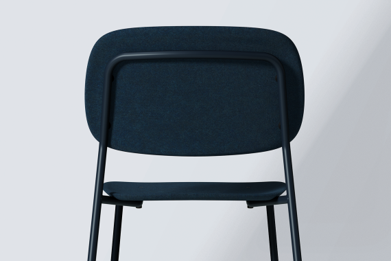 New: Hale | PET Felt Stack Chair