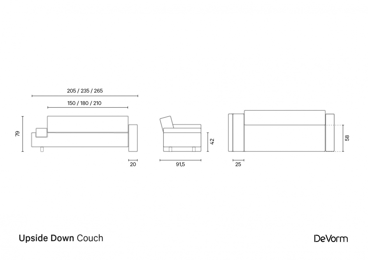 Upside Down Couch preview