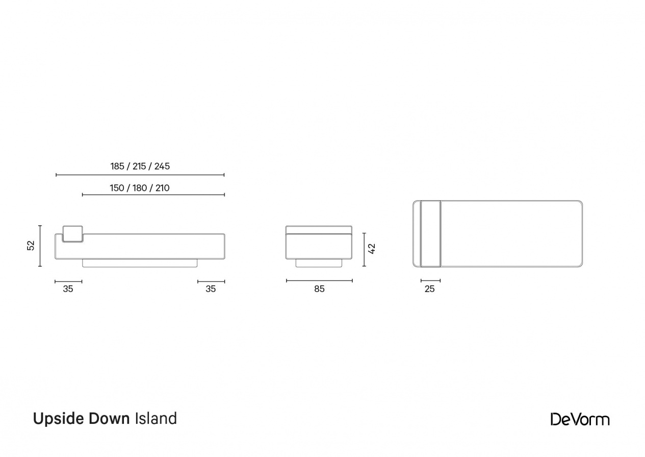 Upside Down Island + Plinth preview