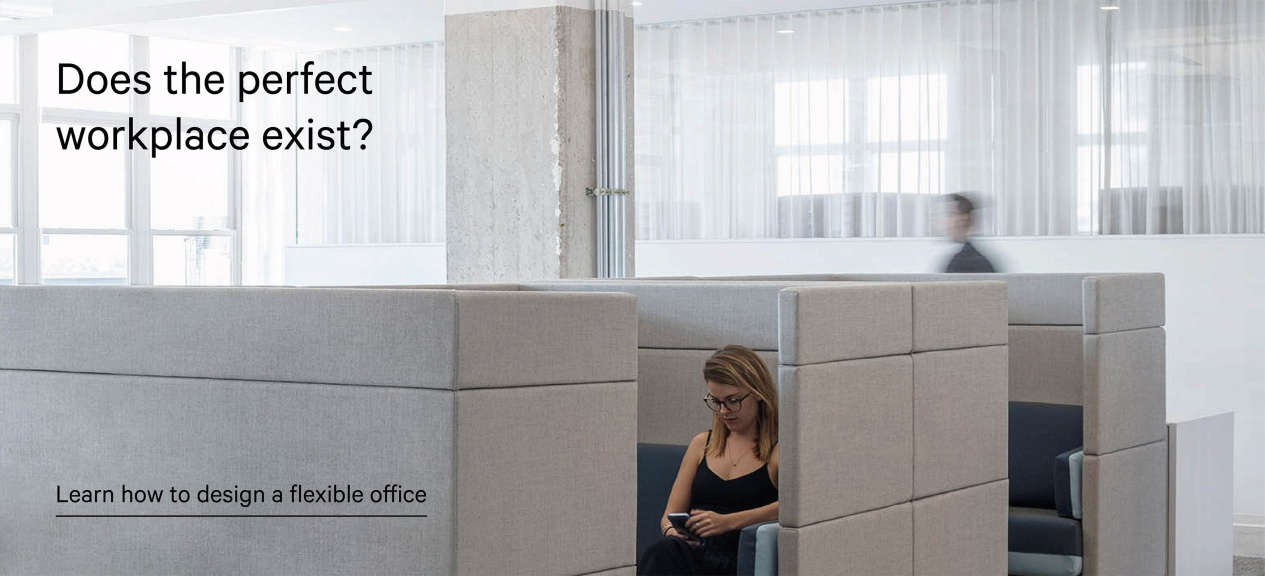De Vorm for Office | Does the perfect workplace exist