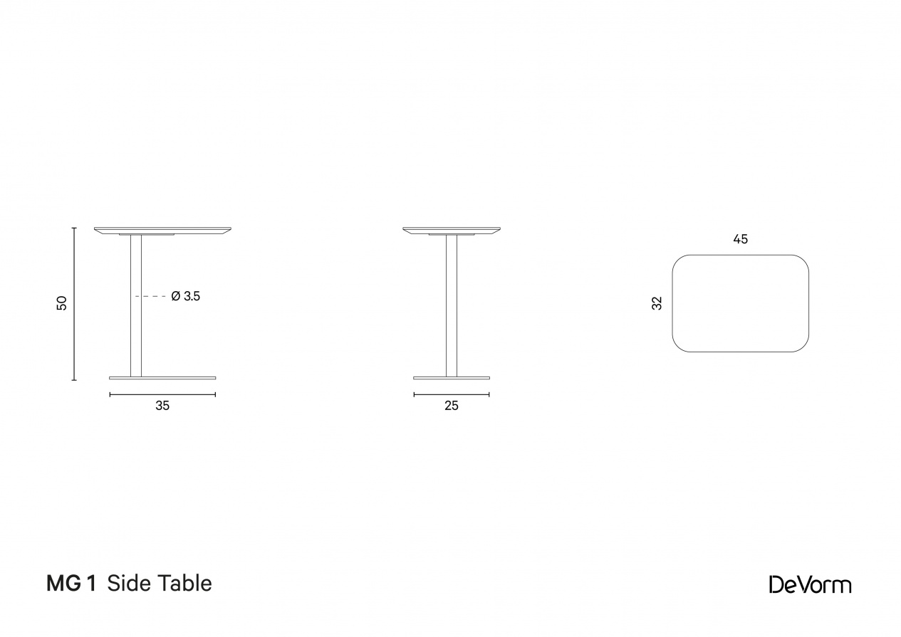 MG 1 | Technical drawing preview