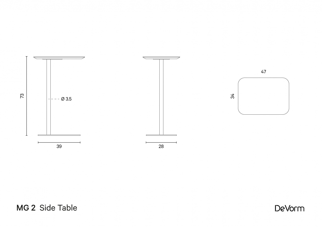 MG 2 | Technical drawing preview