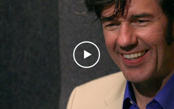 """Stefan Sagmeister: """"Any innovative direction in design came through technology."""""""
