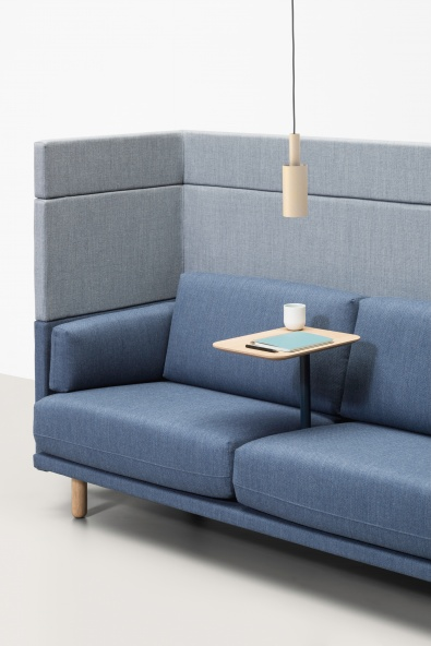 arnhem sofa custom couch private spaces designed by sebastian herkner. Black Bedroom Furniture Sets. Home Design Ideas