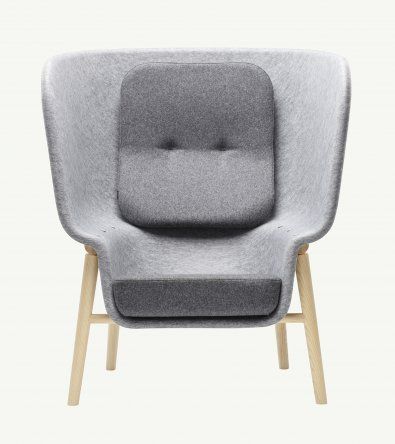 Pod_Chair_PET_Felt_PETstoel_Benjamin_Hubert_De_Vorm_Acoustic