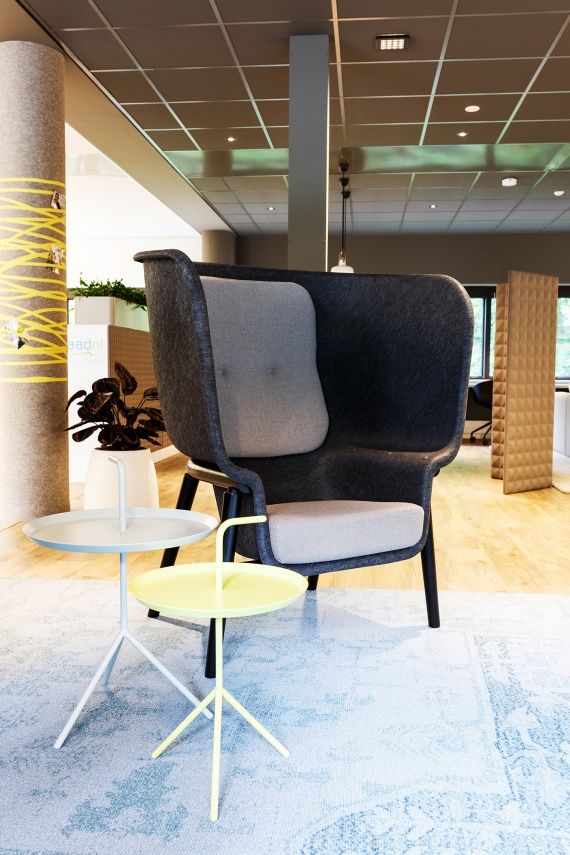 Pod Chair In Projects