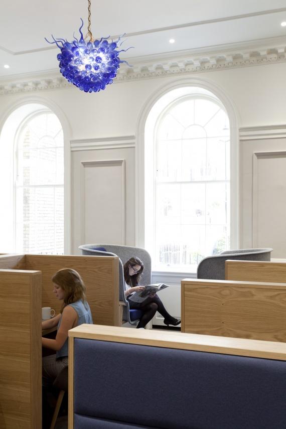Benjamin Hubert Pod Chair De Vorm Office Group London 11