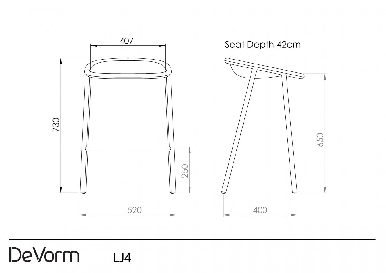 LJ 4 Technical Drawing preview